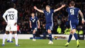 Прогноз на матч Шотландия – Израиль