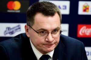 ХК «Сочи» возглавил скандальный Андрей Назаров